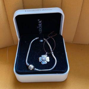 Pandora bracelet and charm opener
